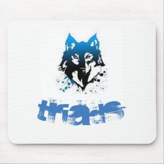 The Triads ALRP logo mousepad
