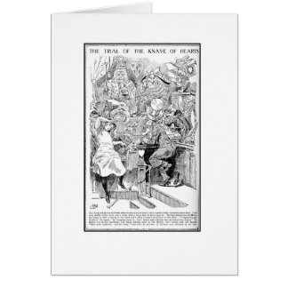 The Trial of the Knave of Hearts Card