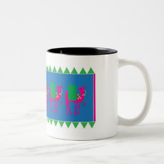 The Tribal Cultural Camels Mug