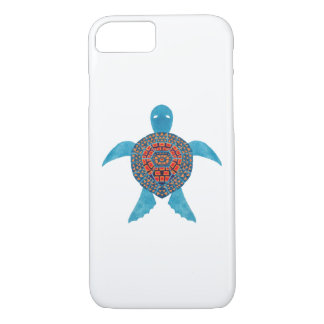 The Tribal Sea Turtle iPhone 8/7 Case