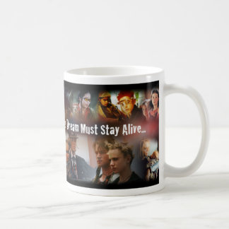 The Tribe Series 1 Collage Coffee Mug