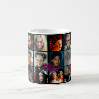 The Tribe Series 2 Collage Coffee Mug