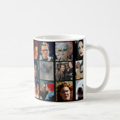 The Tribe Series 2 Collage Mug