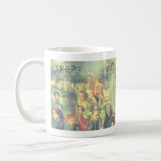 The Tribe Series 5 Collage Mugs