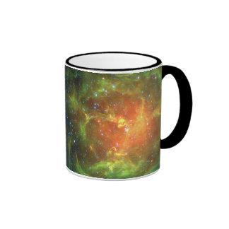 The Trifid Nebula Ringer Mug