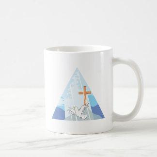 The Trinity - God the Father Son and Holy Spirit Coffee Mug