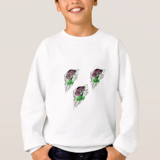 THE TRIO PLAY SWEATSHIRT