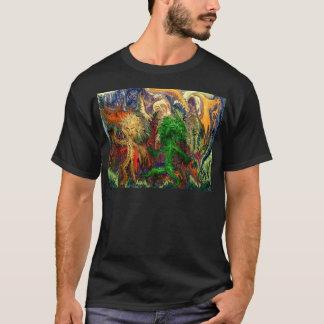 the trip by rafi talby T-Shirt