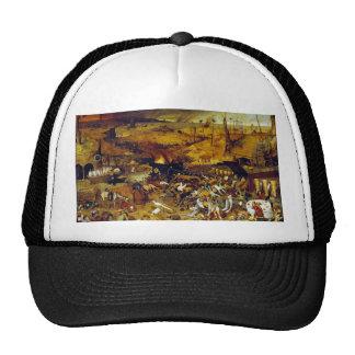The Triumph of Death by Pieter Bruegel the Elder Mesh Hat