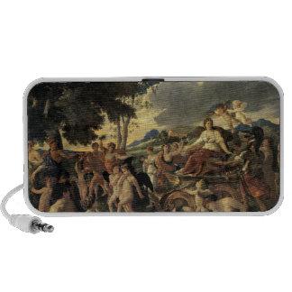 The Triumph of Flora, c.1627-28 Travelling Speaker