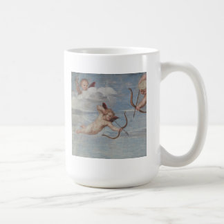 The Triumph of Galatea Coffee Mug