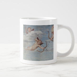 The Triumph of Galatea Large Coffee Mug