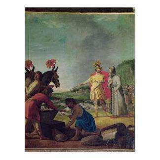 The Triumph of Judas Maccabeus Postcard
