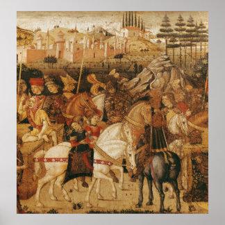 The Triumph of Julius Caesar Poster