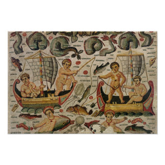 The Triumph of Neptune and Amphitrite Print