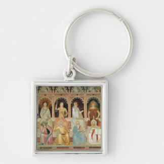 The Triumph of the Catholic Doctrine Key Chains