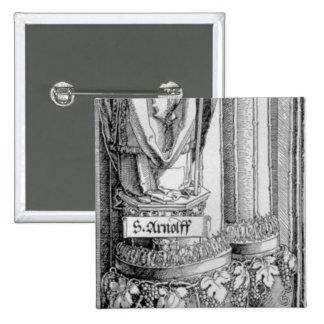 The Triumphal Arch Button