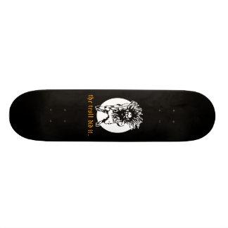 The Troll Did It 20 Cm Skateboard Deck