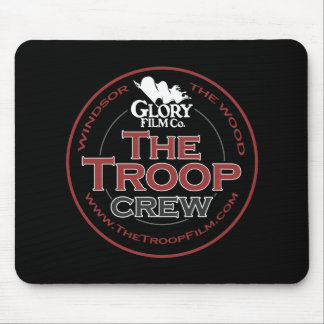 The Troop Crew mousepad
