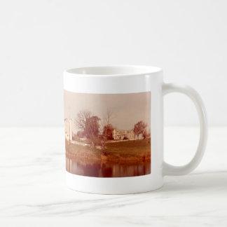 The Troop Family Farm Basic White Mug
