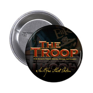 The Troop film button/badge 6 Cm Round Badge