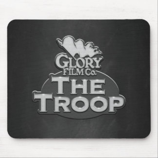 The Troop Redux mousepad