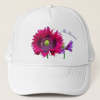 The Truckin Baroness Trucker Hat