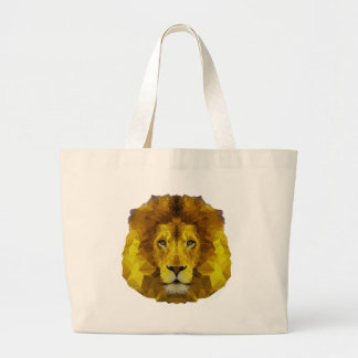 THE TRUE KING LARGE TOTE BAG