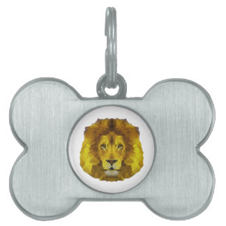 THE TRUE KING PET NAME TAG