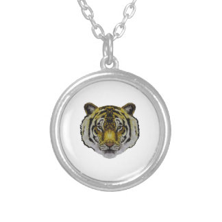 THE TRUE LEADER SILVER PLATED NECKLACE