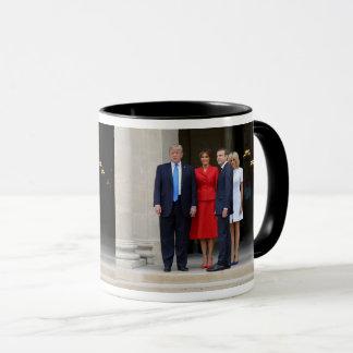 The Trumps & Macrons Mug