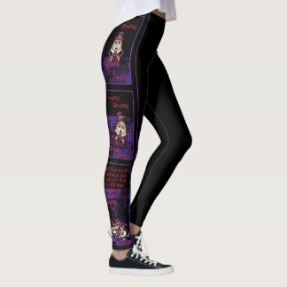 The Truth about Humpty Dumpty Leggings