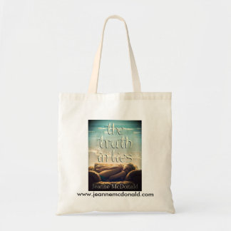 The Truth in Lies Tote Budget Tote Bag