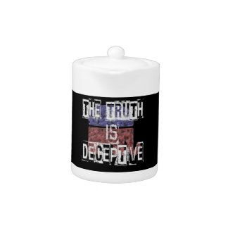 The Truth is Deceptive 1