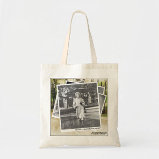 """""""The truth is I adore Hollywood musicals!"""" Budget Tote Bag"""