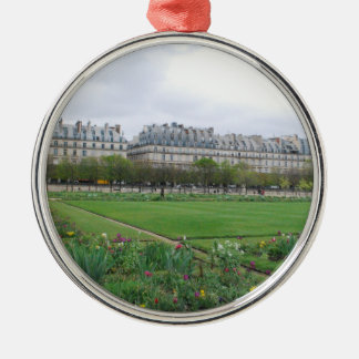 The Tuileries Garden Paris France Ornaments