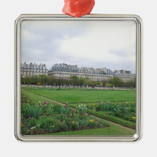 The Tuileries Garden Paris France Christmas Ornaments