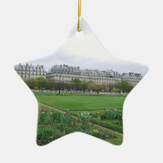 The Tuileries Garden Paris France Ornament