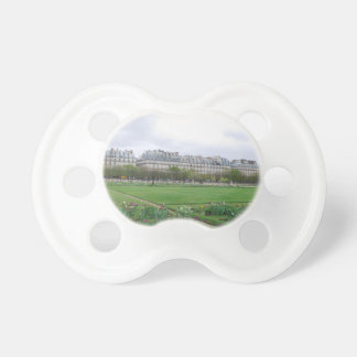 The Tuileries Garden Paris France Baby Pacifiers