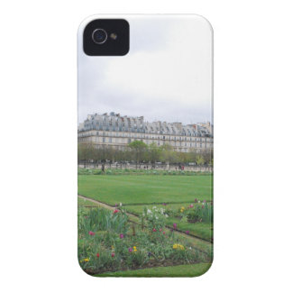 The Tuileries Garden Paris France iPhone 4 Cover
