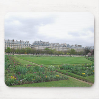 The Tuileries Garden Paris France Mouse Pad