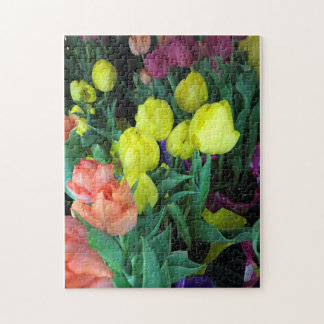The Tulips Puzzle