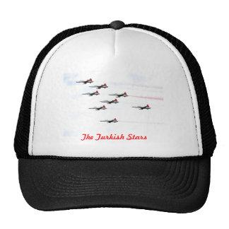 The Turkish Stars Aerobatic Team Cap