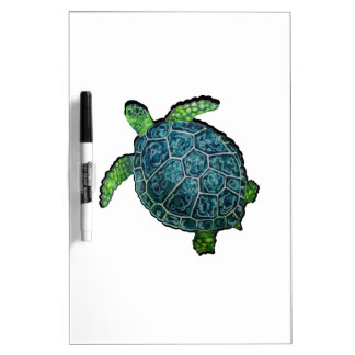THE TURTLE VIEW DRY ERASE BOARD
