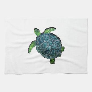 THE TURTLE VIEW TEA TOWEL
