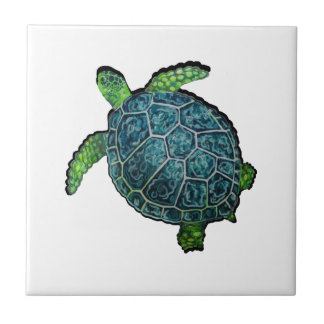 THE TURTLE VIEW TILE