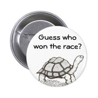 The Turtle Won Badge