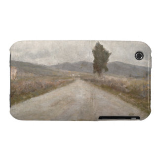 The Tuscan Road, c.1899 (board) iPhone 3 Covers
