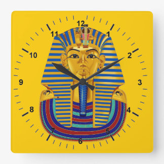 The Tutankhamun (king Tut) Clock