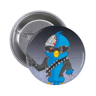The Tweetinator Badge Pinback Buttons